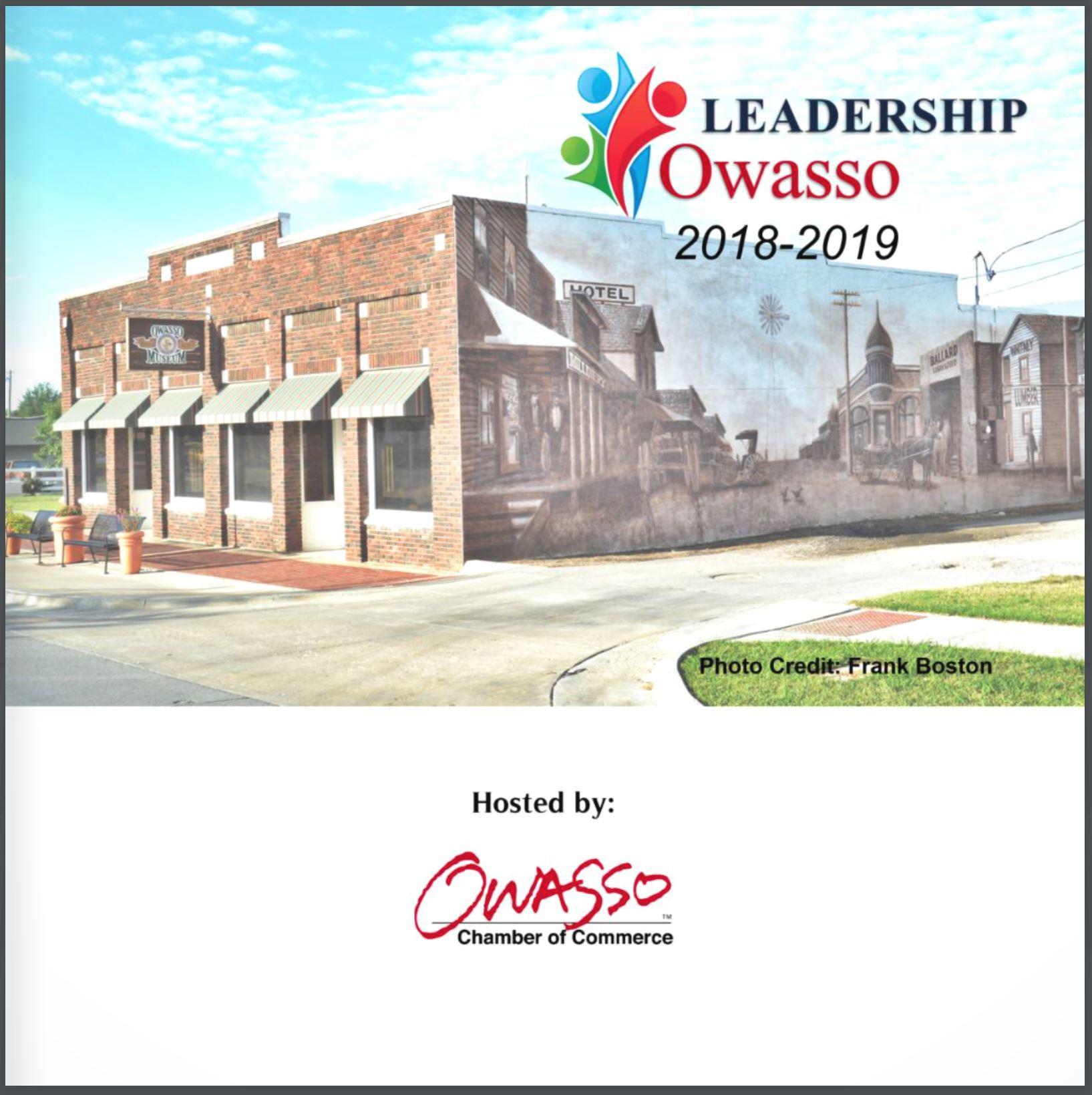 Owasso Leadership: 2018-2019 (Album Preview)