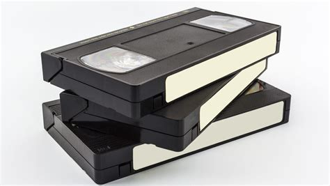 Ideas for Disposing of VHS Tapes